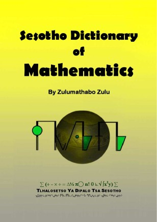 Sesotho Dictionary of Mathematics