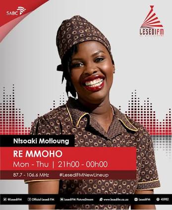 Ntsoaki_Motloung_Lesedi_FM