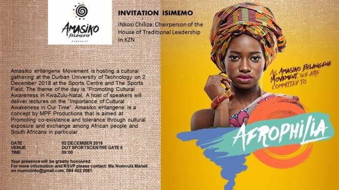 Invitation_DUT_iNkosi_Chiliza